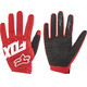 Fox Dirtpaw Race Gloves Men Red